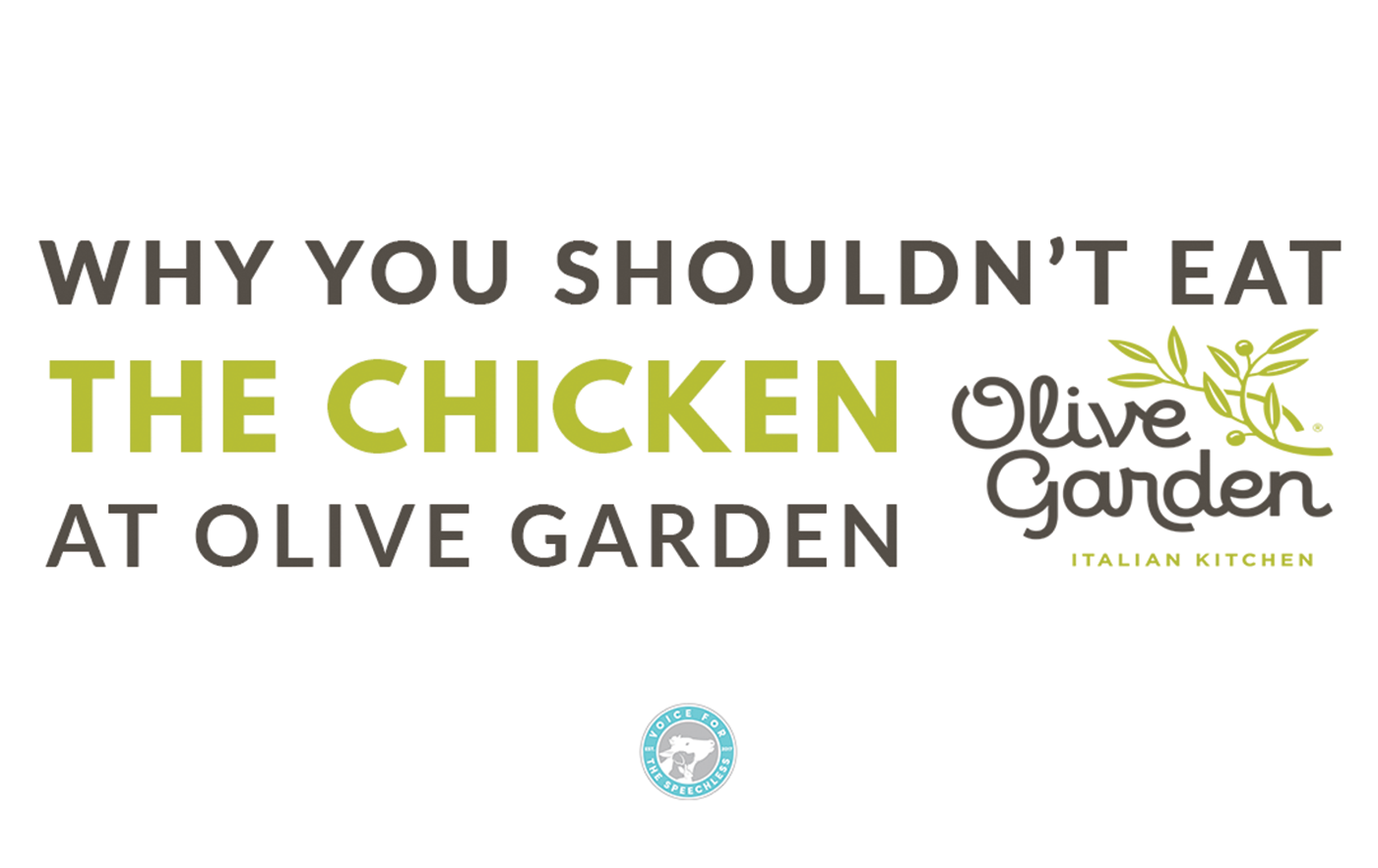 Why You Shouldn't Eat The Chicken At Olive Garden