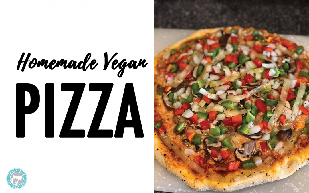 Homemade Vegan Pizza
